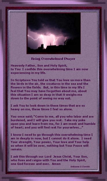 O Prayer