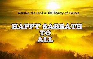 h sabbath