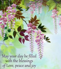 may your day be filled