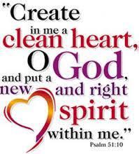 create in me